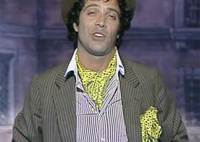 Giochiamo al varietè (1980). Giggi er bullo.