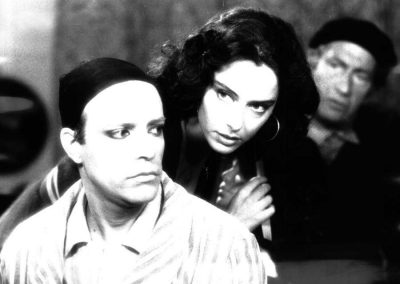 Più bello di così si muore (1982). Insieme a Monica Guerritore e Toni Ucci.