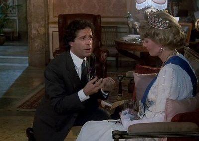 Sing Sing (1983). Insieme a Vanessa Redgrave.