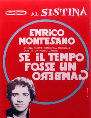 Se il tempo fosse un Gambero (1986).