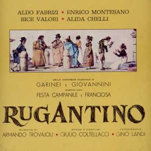 Rugantino (1978). Locandina.