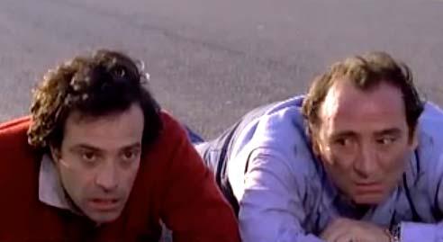 Quando la coppia scoppia (1981). Insieme a Claude Brasseur.