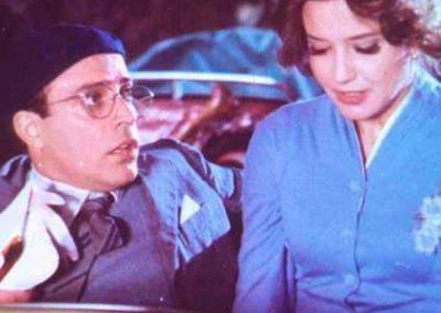 Melodrammore (1978). Insieme a Jenny Tamburi.