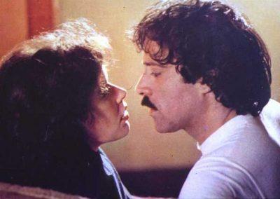 Un amore in prima classe (1980). Insieme con Sylvia Kristel.