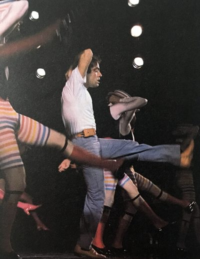 Bravo! (1981). L'uscita tirabis.