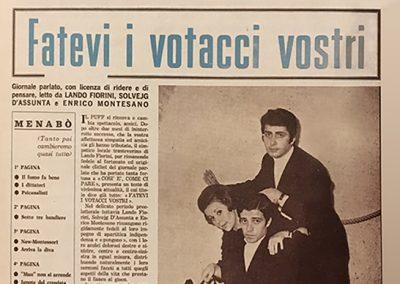 Fatevi i votacci vostri (1968).