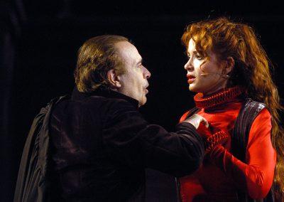 Riccardo III (2004). Insieme a Fiorella Rubino.