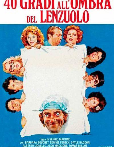 40 gradi all'ombra del lenzuolo (1976).