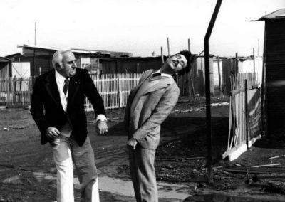 Le braghe del padrone (1978). Con Adolfo Celi.