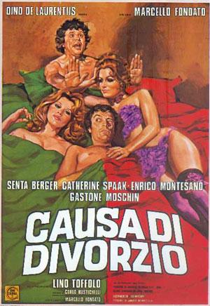 Causa di Divorzio (1972)
