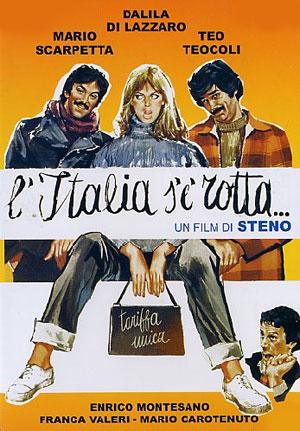 L'Italia s'è rotta, 1976
