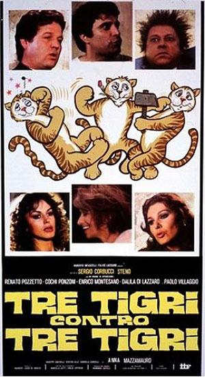 Tre tigri contro tre tigri (1977).