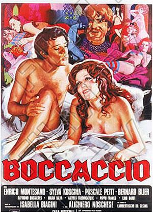 Boccaccio (1972).