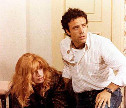 Camera d'albergo (1981). Insieme a Monica Vitti.