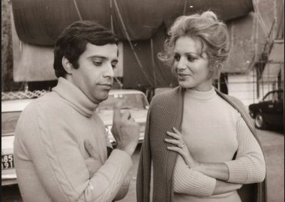 Causa di Divorzio (1972), insieme a Catherine Spaak