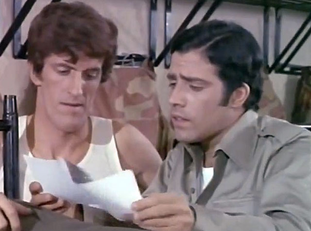 Donne… botte e bersaglieri (1968).
