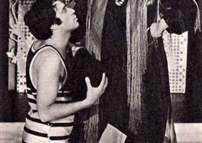 Dove sta Zazà (1973). Insieme a Gabriella Ferri.