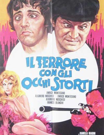 Il terrore con gli occhi storti (1972).
