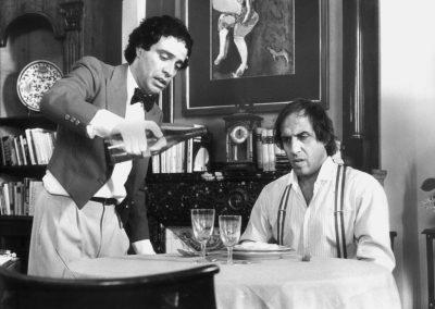 Grand Hotel Excelsior (1982). Insieme ad Adriano Celentano.