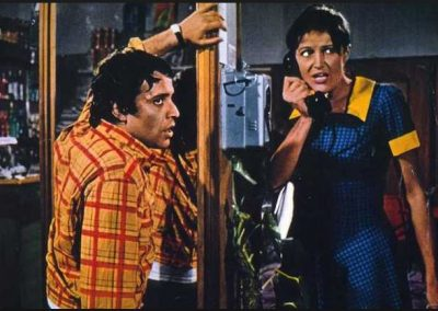 Io non vedo, tu non parli, lui non sente (1971). Insieme a Francesca Romana Coluzzi.