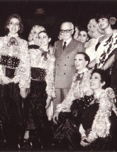 Bravo! (1981). La visita di Sandro Pertini.