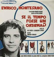 Se il tempo fosse un gambero (1986). Copertina disco.