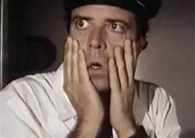 """Sogni e bisogni (1985). Episodio """"Il fattaccio""""."""