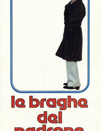 Le braghe del padrone (1978).