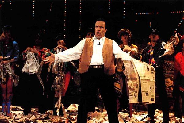 Beati Voi! (1992). Finale.