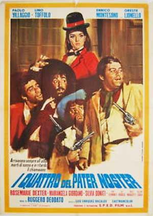 I quattro del pater noster (1969)