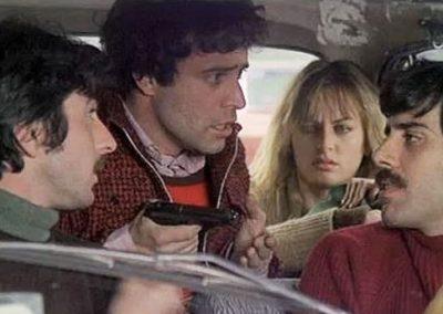 L'Italia s'è rotta (1976). Insieme a Mario Scarpetta, Teo Teocoli e Dalila Di Lazzaro.
