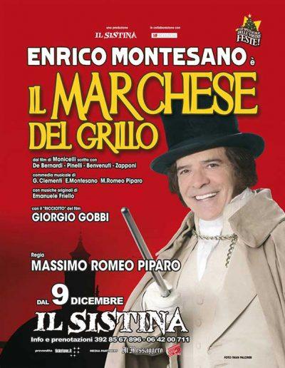 Il Marchese del Grillo (2015).