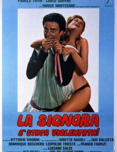 La signora ä stata violentata (1973)