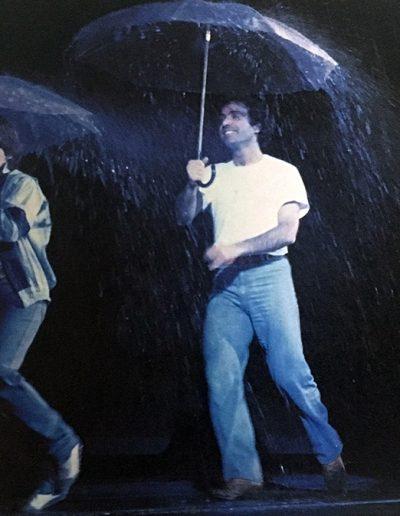 """Bravo! (1981). Insieme a Massimiliano Franciosa in """"Il teatro è meraviglioso""""."""