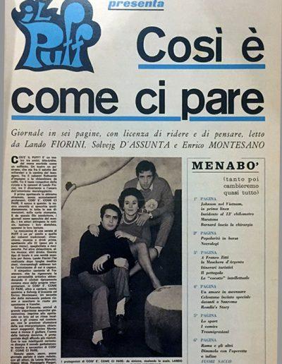 Così è come ci pare (1968).