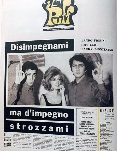 Disimpegnami ma d'impegno strozzami (1969).
