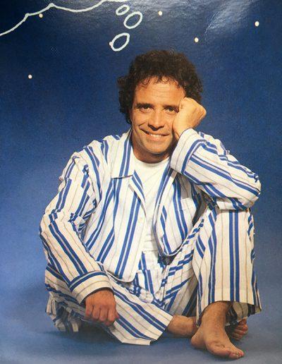 Fantastico 9 (1988). Foto realizzate per il disco.