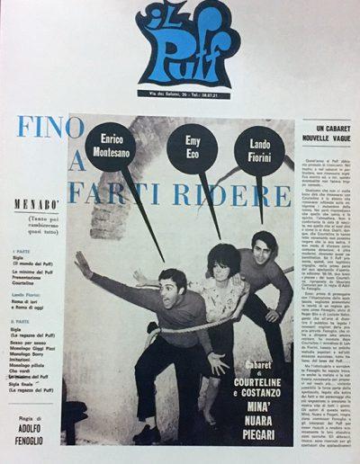 Fino a farti ridere (1969).