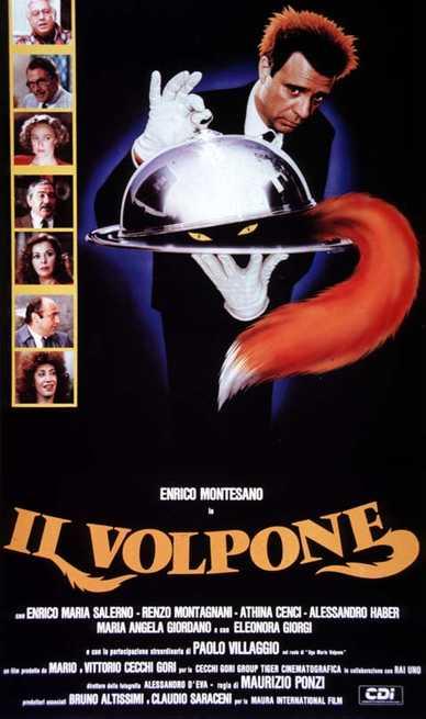 Il Volpone (1988).