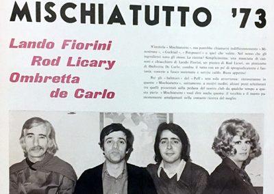 Mischiatutto '73 (1973).