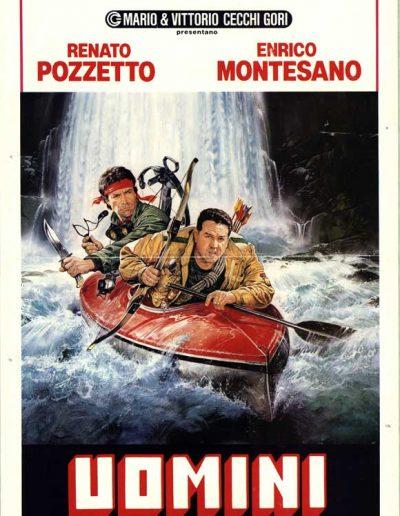 Noi uomini duri (1987)