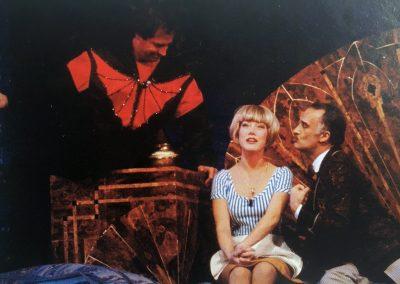 Se il tempo fosse un gambero (1986). Insieme a Nancy Brilli e Gino Pernice.