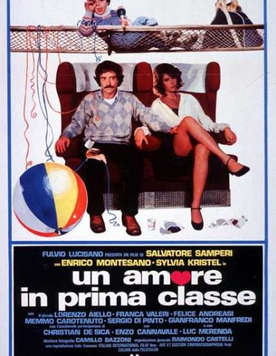Un amore in prima classe (1980)